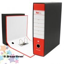 Registratore STARBOX f.to protocollo dorso 8cm rosso STARLINE-sfuso