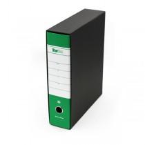 Registratore STARBOX f.to protocollo dorso 8cm verde STARLINE-sfuso