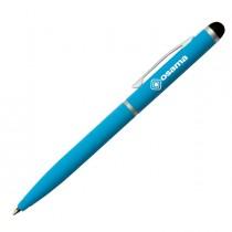 Penna sfera PIU' TOUCH azzurro OSAMA