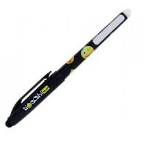 Penna sfera cancellabile RiSCRIVI TOUCH 0,7mm nero OSAMA