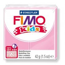 PASTA POLIMERICA FIMO KIDS 42gr ROSA 25