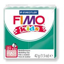 PASTA POLIMERICA FIMO KIDS 42gr VERDE 5