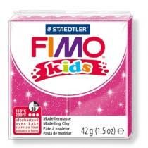 PASTA POLIMERICA FIMO KIDS 42gr PINK 262