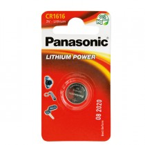 BLISTER Micropila litio CR1616 PANASONIC