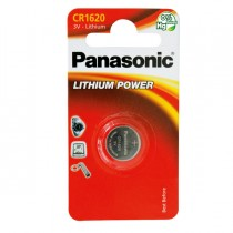 BLISTER Micropila litio CR1620 PANASONIC