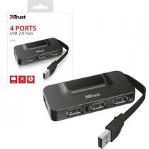 Hub Oila 4 porte USB 2.0 TRUST