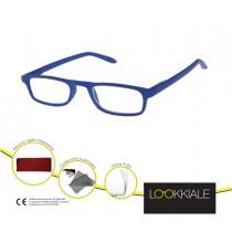 OCCHIALE DIOTTRIE _2,50 mod. SMART blu LOKKIALE