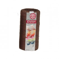 PACK NASTRO RAPHIA SYNTETIC 200mt CACAO 58 BOLIS